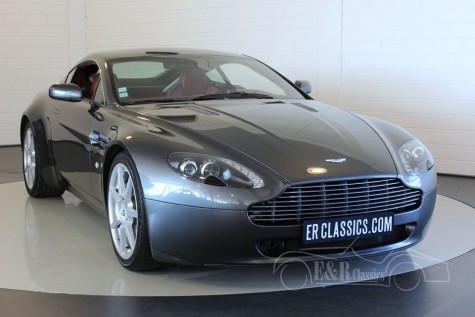 Aston Martin V8 V12 Vantage