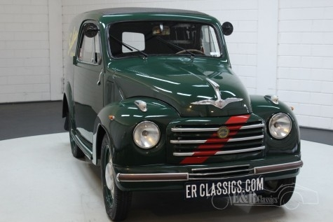 菲亞特·托波利諾(Fiat Topolino)