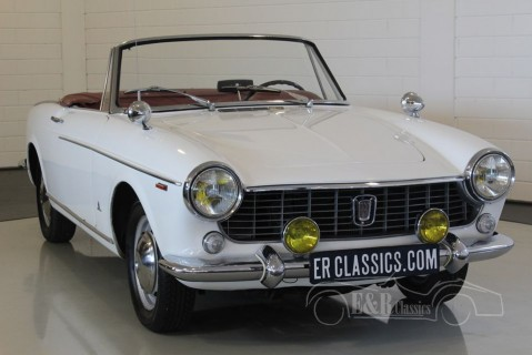 Fiat 1500 Spider 1966 for sale