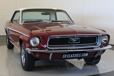 Ford Mustang Coupe 1968 for sale