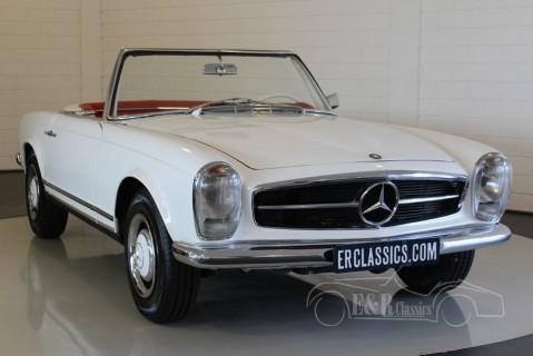 Mercedes-Benz 230SL Cabriolet 1965 for sale
