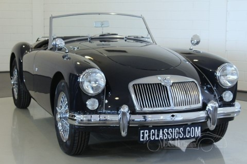 MG MGA Cabriolet 1960 for sale