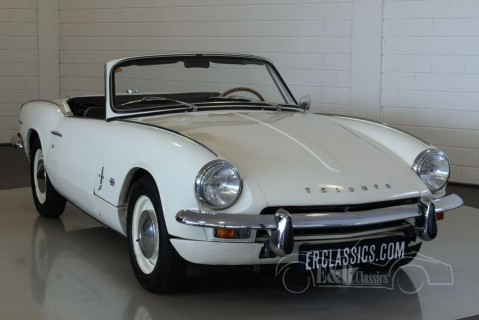 Triumph Spitfire MKIII Cabriolet 1970 for sale