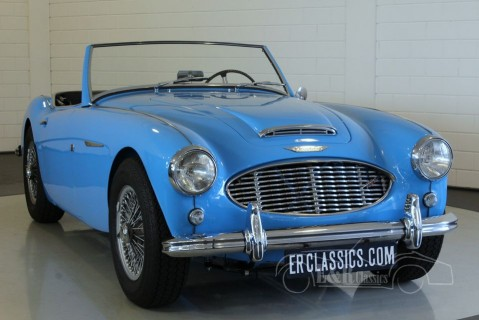 Austin-Healey 3000 MKI 1960  for sale
