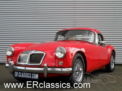 MG MGA Coupe 1958 for sale