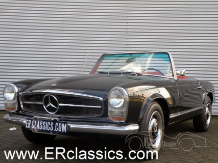 Mercedes 1967 for sale