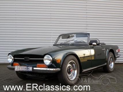Triumph TR6 1970 for sale