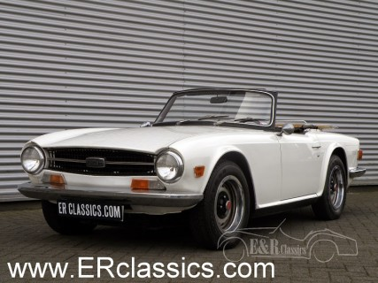 Triumph TR6 Cabriolet 1971 for sale