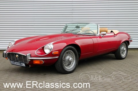 Jaguar 1972 for sale