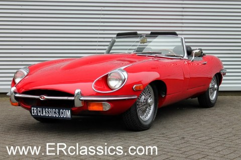 Jaguar E-Type Cabriolet 1969 for sale