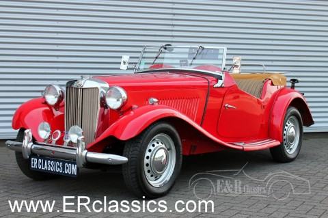 MG 1952 for sale