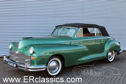 Chrysler Newyorker Cabriolet 1946 for sale