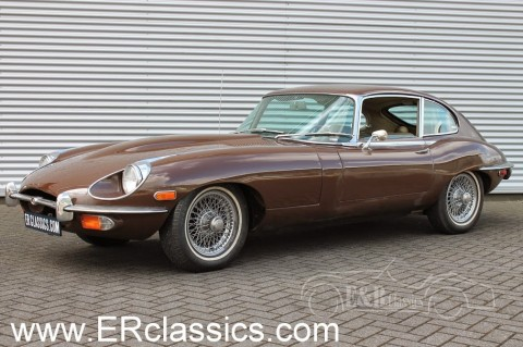 Jaguar E-Type 1969 for sale