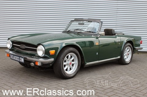 Triumph TR6 1974 for sale