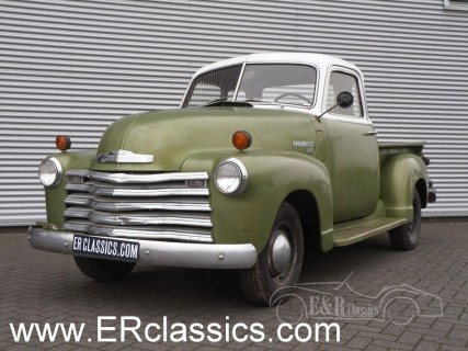 Chevrolet 3100 Pickup 1949 for sale