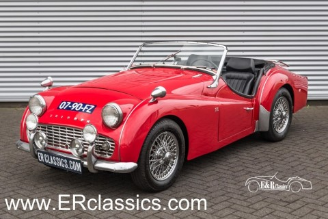 Triumph 1961 for sale