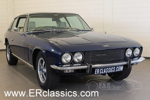 Jensen Interceptor III Coupe 1973 for sale