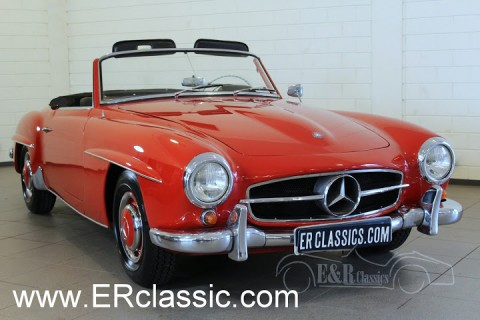Mercedes Benz 190SL 1961 for sale