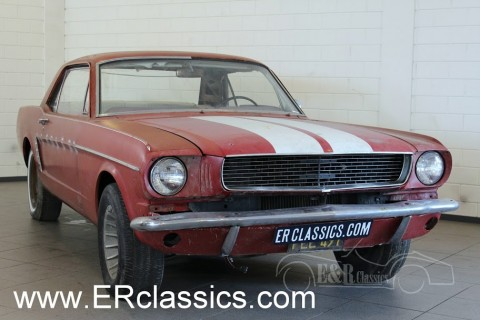 Ford Mustang Coupe 1965 for sale