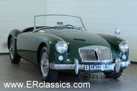 MG MGA Cabriolet 1958 for sale