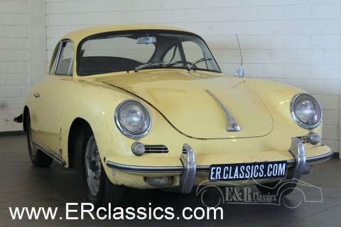 Porsche 356 B Coupe 1963 for sale