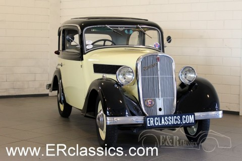 Rosengart LR4N2 Coupe 1936 for sale