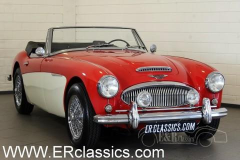 Austin Healey 3000 MKII A 1963 for sale