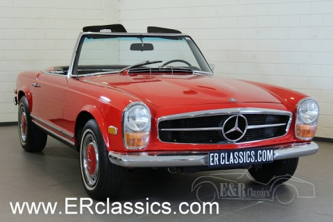 Mercedes Benz 280SL Cabriolet 1968 for sale