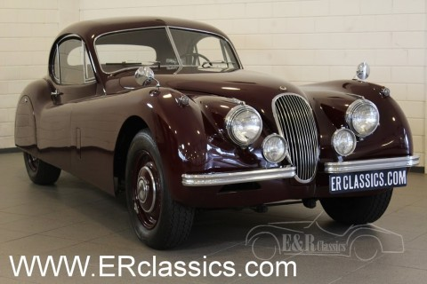 Jaguar XK120 Fixed Head Coupe 1952 for sale