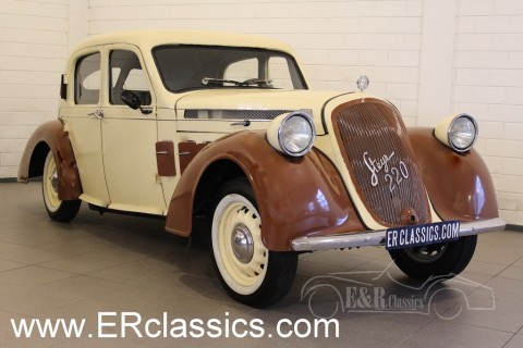 Steyr-Puch 220 Saloon 1938 for sale