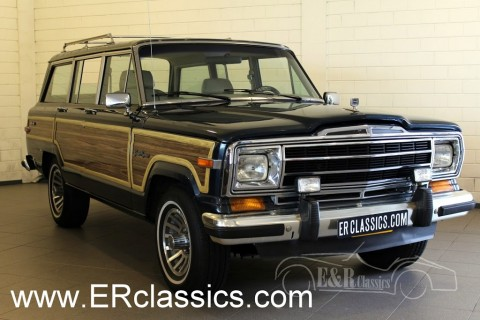 Jeep Wagoneer SUV 1972 for sale