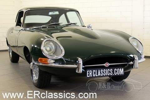 Jaguar E-type Series 1 Coupe 1966 for sale