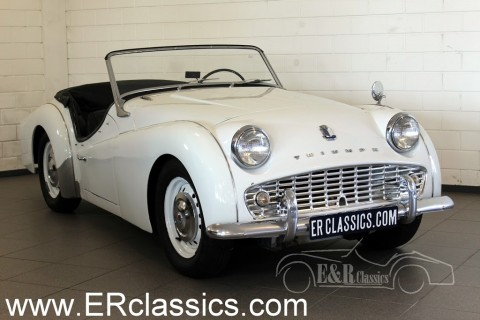 Triumph TR3 A Cabriolet 1959 for sale
