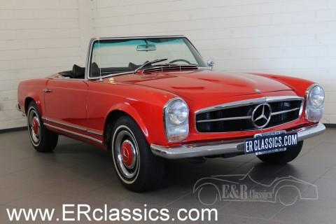 Mercedes Benz 230SL Cabriolet 1967 for sale