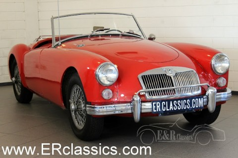 MG 1962 for sale