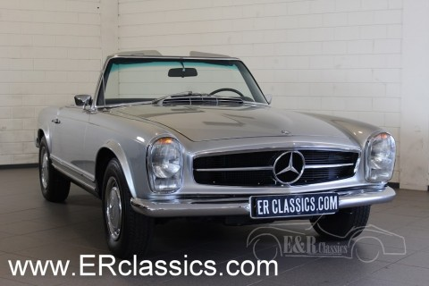 Mercedes Benz 280SL Cabriolet 1970 for sale