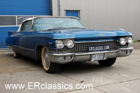 Cadillac Series 62 Cabriolet 1960 for sale
