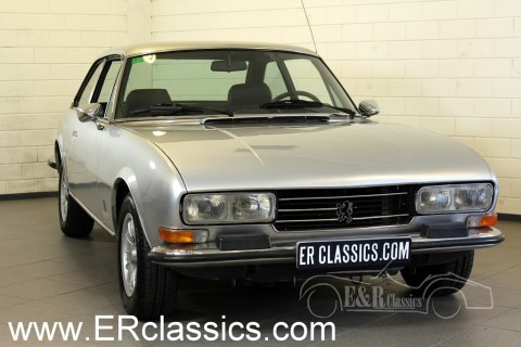 Peugeot 504 Coupe 1976 for sale
