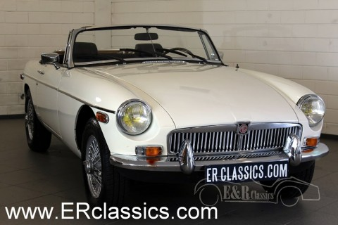MG MGB Cabriolet 1976 for sale