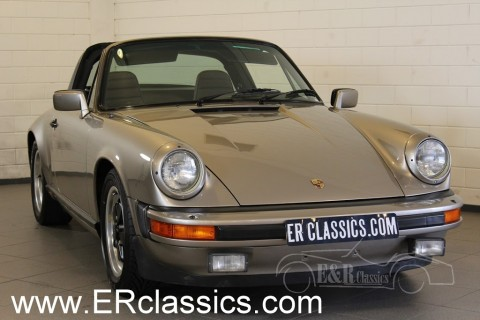 Porsche 911 SC Targa 1982 for sale