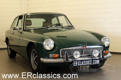 MG MGB GT Coupe 1973 for sale