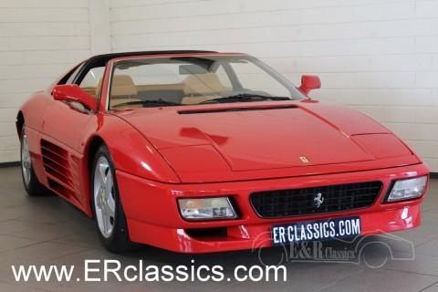 Ferrari 348 GTS Targa 1993 for sale