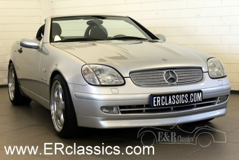 Mercedes Benz SLK 230 Cabriolet 1997 for sale