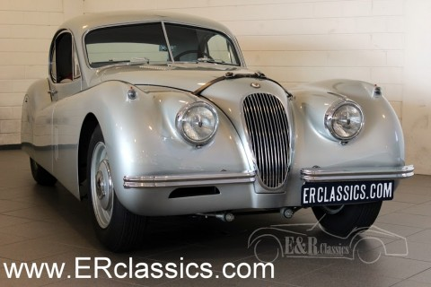 Jaguar XK120 Fixed Head Coupe 1954 for sale