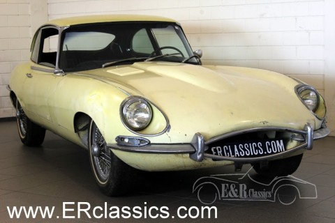Jaguar E-Type S1.5 2+2 Coupe 1968 for sale