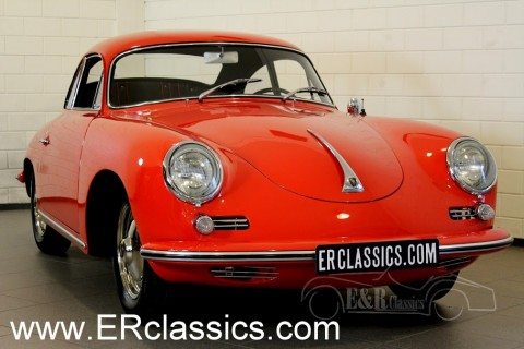 Porsche 356 B Coupe 1960 for sale