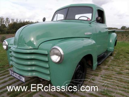 Chevrolet 1952 for sale
