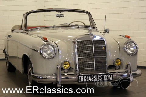 Mercedes Benz 220 S Cabriolet 1957 for sale