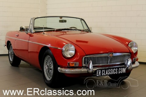 MG MGB Cabriolet 1966 for sale