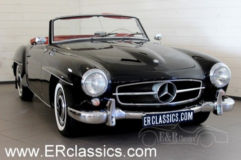 Mercedes Benz 190SL Cabriolet 1961 for sale